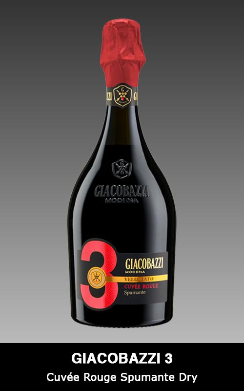Giacobazzi 3 Cuvée Rouge