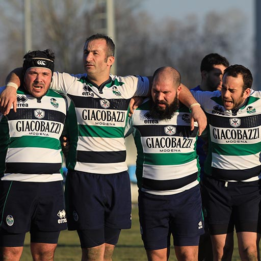 Giacobazzi sponsor del Modena Rugby