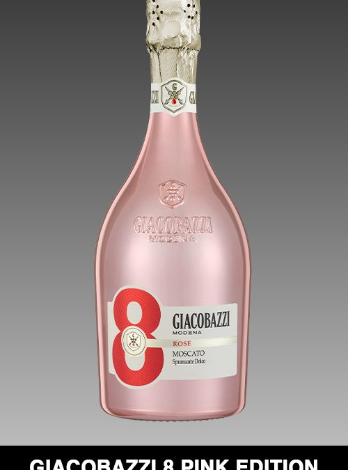 Giacobazzi 8 Pink Edition