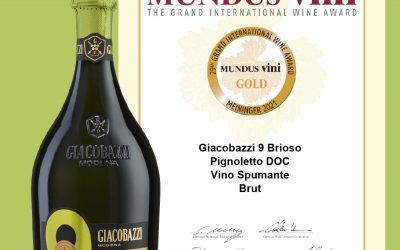 Medaglia D'Oro per il Giacobazzi 9